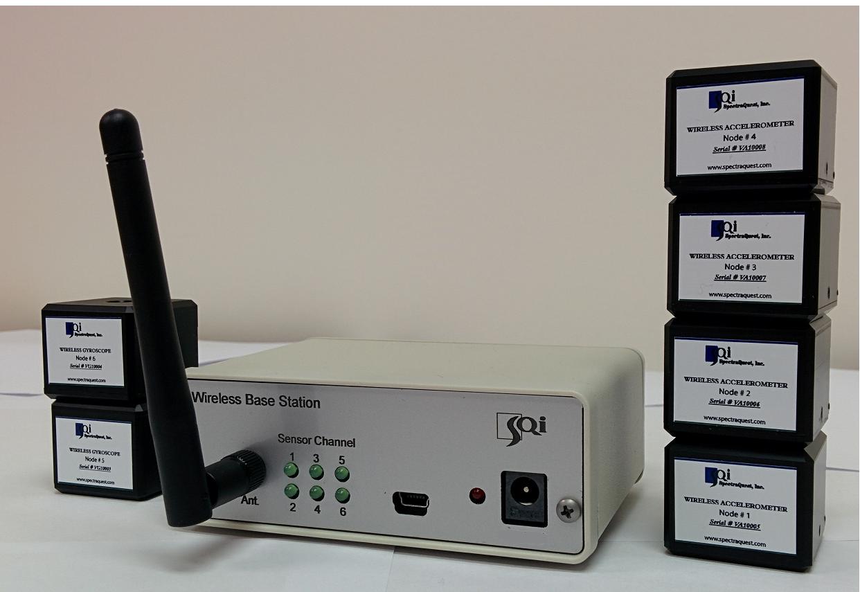 SpectraQuest Inc ,: Vibration Fundamentals Training System