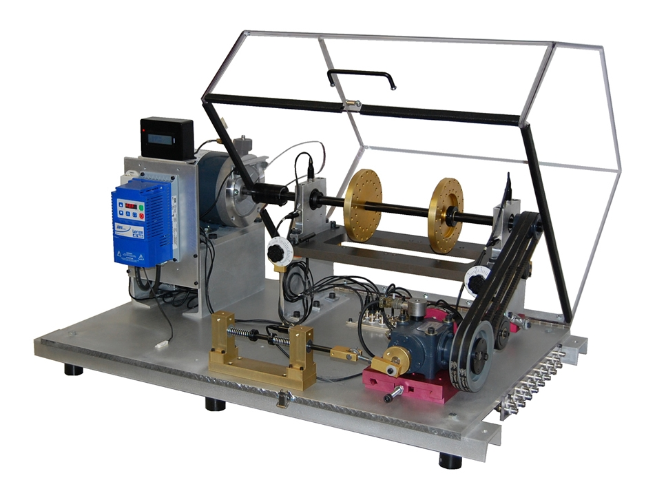 Spectraquest Inc Machinery Fault Simulator